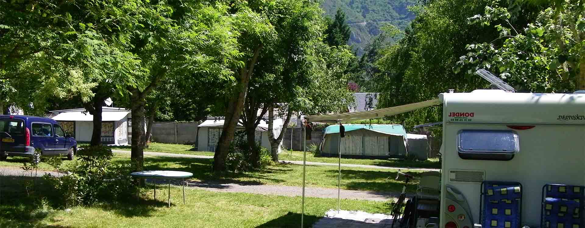 emplacement camping saint lary hautes pyrenees